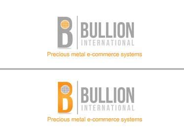 Nro 34 kilpailuun Design Bullionint.com's logo käyttäjältä rraja14