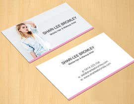 #37 for Design some Business Cards for Hair & Makeup Artist af dinesh0805