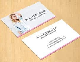 dinesh0805 tarafından Design some Business Cards for Hair & Makeup Artist için no 37
