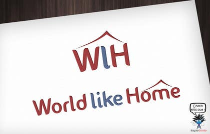 #2 untuk Design a Logo for World like Home oleh BDamian