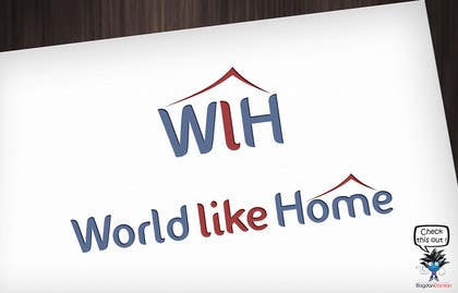 #21 untuk Design a Logo for World like Home oleh BDamian