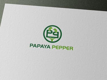 #52 untuk corporate design of a marketing company for papaya seeds oleh sdartdesign