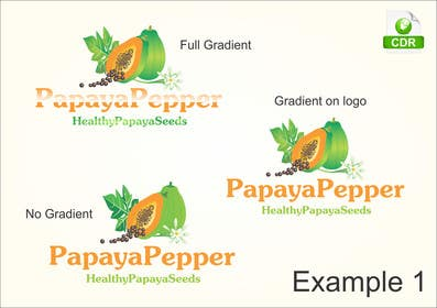 #53 cho corporate design of a marketing company for papaya seeds bởi petariliev