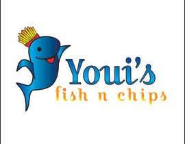 #23 cho Design a Logo for me Youi's Fish N Chips bởi RobinArc