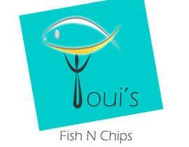 #11 untuk Design a Logo for me Youi's Fish N Chips oleh tanvibathe