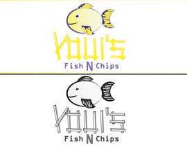 #15 untuk Design a Logo for me Youi's Fish N Chips oleh yourDesignhu