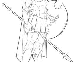 #86 untuk Illustrate Some Historic Characters in Line art style! oleh egrencio
