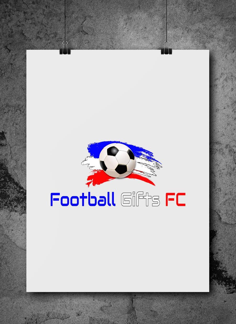 Bài tham dự cuộc thi #11 cho Design a Logo for Football Gift Company