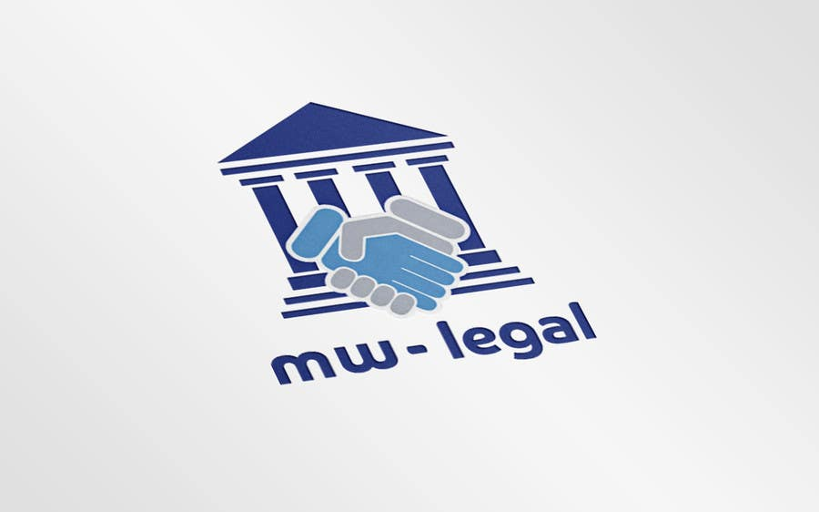 Konkurrenceindlæg #96 for Design a Logo for MW-Legal! (Simple)