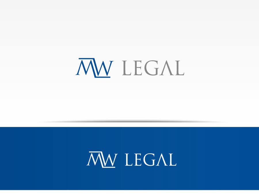 Konkurrenceindlæg #133 for Design a Logo for MW-Legal! (Simple)