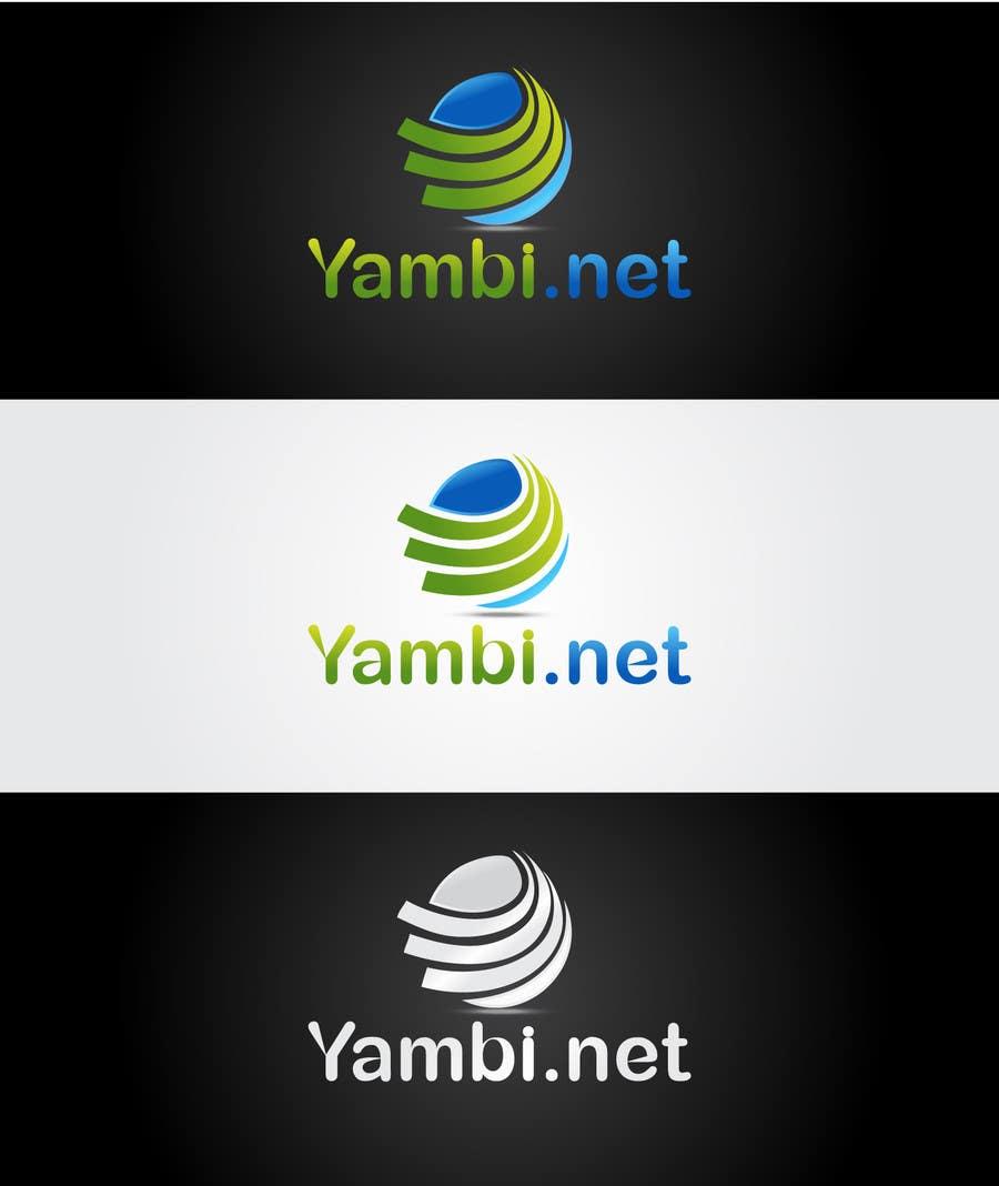 #188 for Design a Logo for Yambi (E-commerce platform) by RIOHUZAI