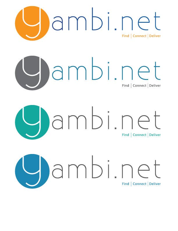 #283 for Design a Logo for Yambi (E-commerce platform) by niyomax