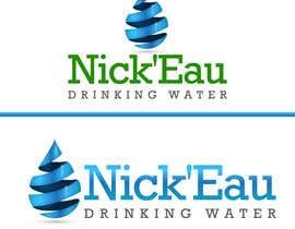 #23 for Design a Logo for a water brand / créez un logo pour une marque d'eau. af basitsiddiqui