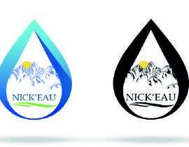 #20 for Design a Logo for a water brand / créez un logo pour une marque d'eau. af modernart86