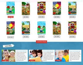 #5 for Design my Website for Children's Book af greenarrowinfo
