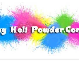 #12 untuk Design a Logo for holi powder sale page oleh sanaakram161