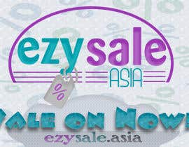 #7 cho Design a Logo & Banner for 'EzySale' bởi anamariaedan
