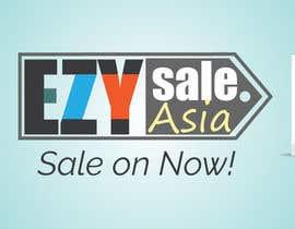 claudiuddu tarafından Design a Logo & Banner for 'EzySale' için no 11