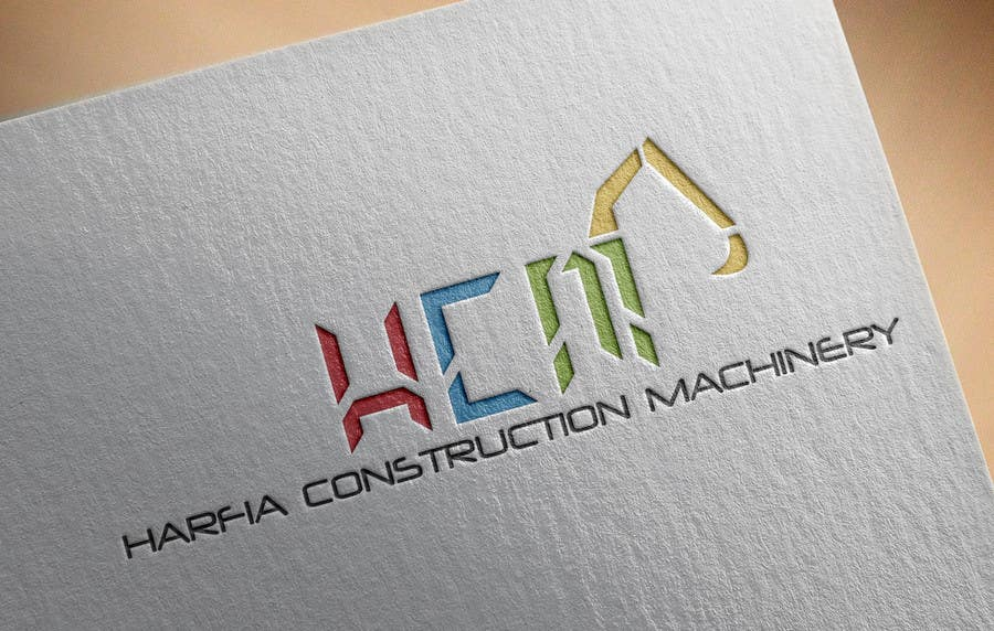 Penyertaan Peraduan #187 untuk Design a Logo for Distributor of Heavy Machinery Equipment