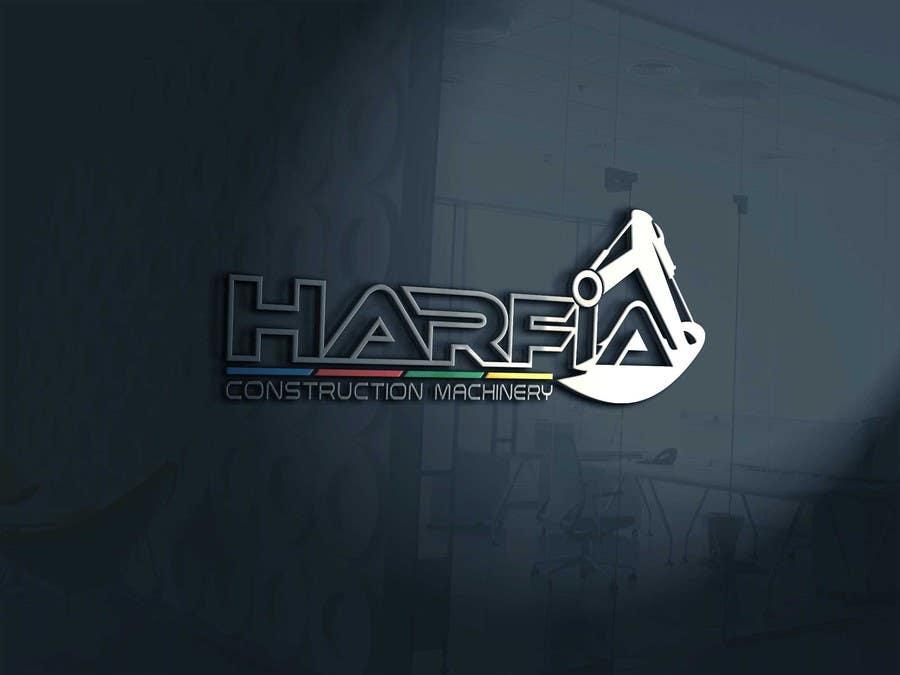 Penyertaan Peraduan #260 untuk Design a Logo for Distributor of Heavy Machinery Equipment