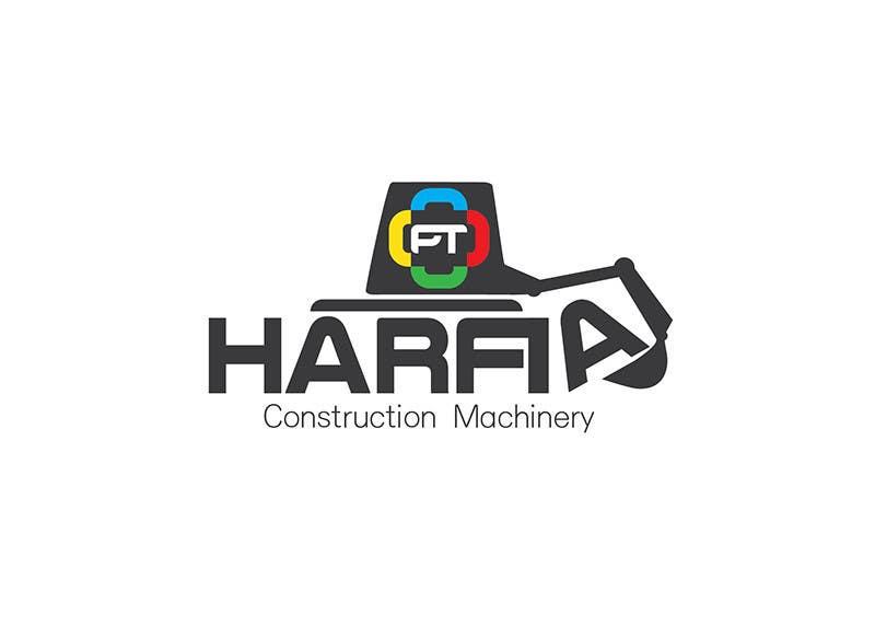 Penyertaan Peraduan #456 untuk Design a Logo for Distributor of Heavy Machinery Equipment