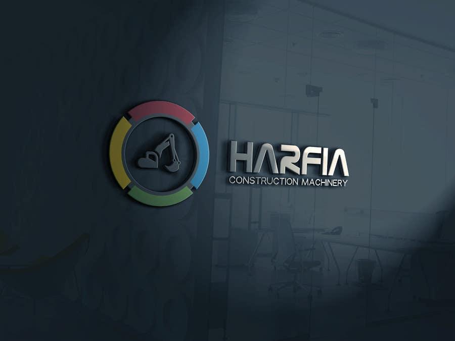 Penyertaan Peraduan #91 untuk Design a Logo for Distributor of Heavy Machinery Equipment