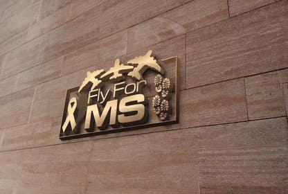 #59 untuk Logo Design for Fly For MS oleh sameer6292