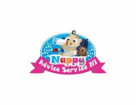 """sajjadahmad671 tarafından Design a Logo for """"Nappy Advice Service NI"""" için no 34"""