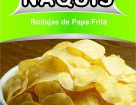 #54 untuk Print & Packaging Design for Snacks and logo for Ñaquis Snacks oleh sandszenithd