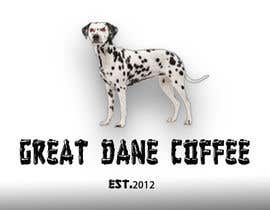 adobe07 tarafından Design a Logo for Great Dane Coffee için no 17
