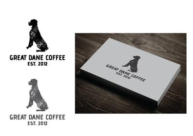 khadkamahesh07 tarafından Design a Logo for Great Dane Coffee için no 21