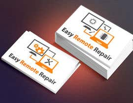 designerdesk26 tarafından Design a Logo for for my rempote pc repair business için no 23