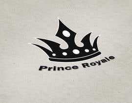 #21 for Design a Logo for Prince Royale af cristinaa14