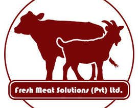 #12 untuk Design a Logo for Fresh Meat Solutions (Pvt) Ltd oleh jeanosejo