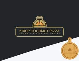 #42 cho Design a Logo for KRISP GOURMET PIZZA bởi gDesigneer