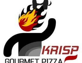#1 untuk Design a Logo for KRISP GOURMET PIZZA oleh sarvankumar18
