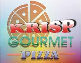 #50 cho Design a Logo for KRISP GOURMET PIZZA bởi AimsInfosoft