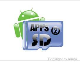 #11 for Design an icon for my app Apps2SD af anankzeptyan