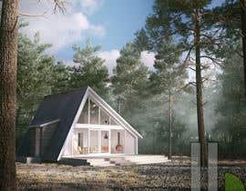 #10 untuk 3D Modelling for a house in a forest setting oleh studio2bviz
