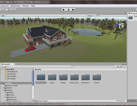 #12 for 3D Modelling for a house in a forest setting by khaliddztxk