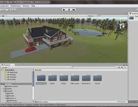 #12 for 3D Modelling for a house in a forest setting af khaliddztxk