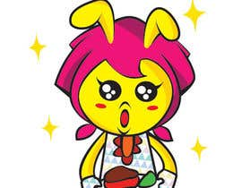 #7 cho Design 2 mascots for a food-based social network bởi zzk0020