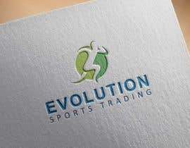 rz100 tarafından Design a Logo for Evolution Sports Trading için no 11