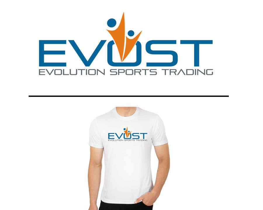Penyertaan Peraduan #21 untuk Design a Logo for Evolution Sports Trading