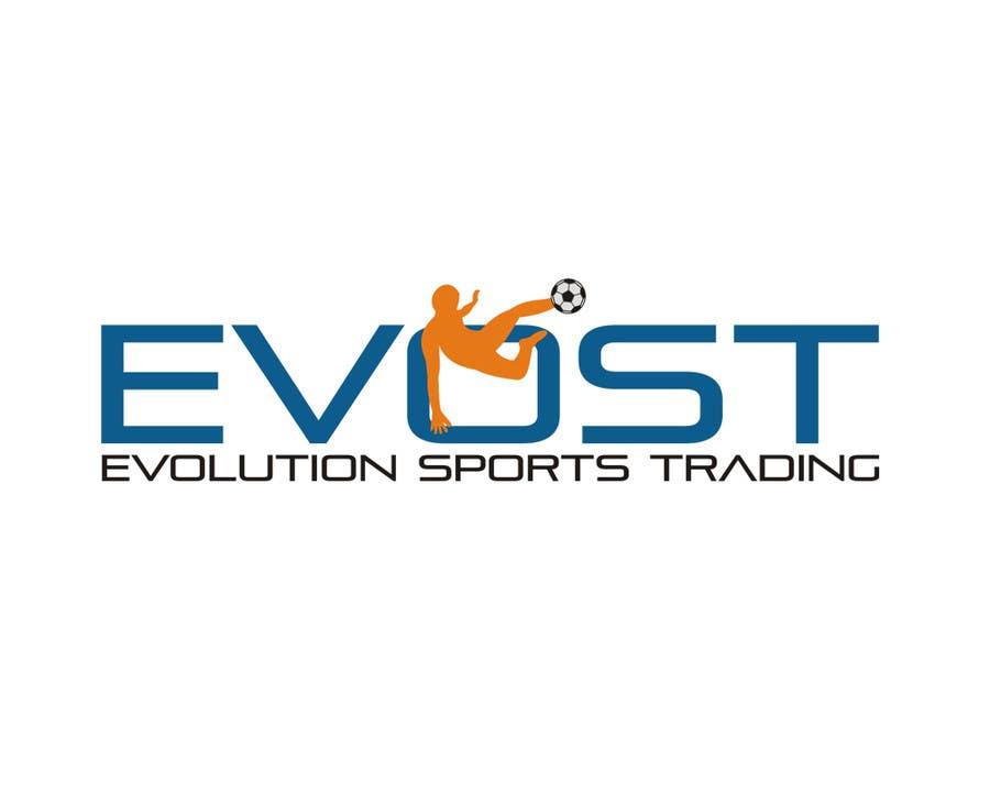 Penyertaan Peraduan #33 untuk Design a Logo for Evolution Sports Trading