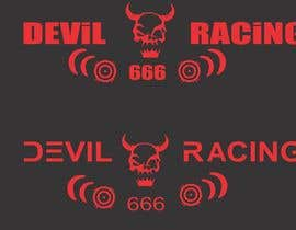 #22 for Design a Banner for Devil Racing car and audio by thoughtcafe