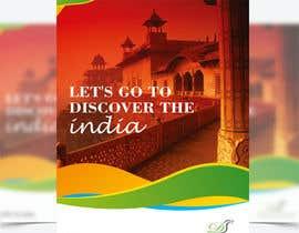 #1 for India Tour Flyer (regular A4 size) af sudipduttakol