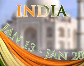 #2 for India Tour Flyer (regular A4 size) by Douhoh