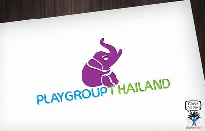 #33 for Playgroup Thailand af BDamian