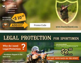 #17 untuk New Hunting-related Trifold Design Needed oleh maximkotut